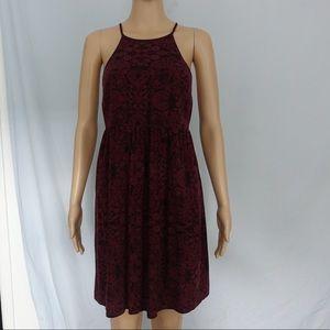 MOSSIMO halter dress
